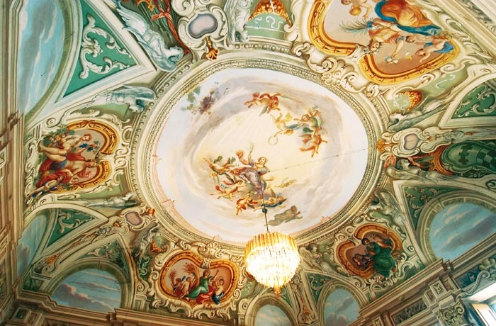 Castello Morsasco, Piemonte, Italy.