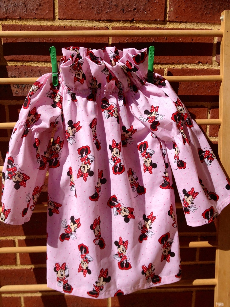 Puff Ruffle dress by Whimsy Couture love xx was my daughters party dress