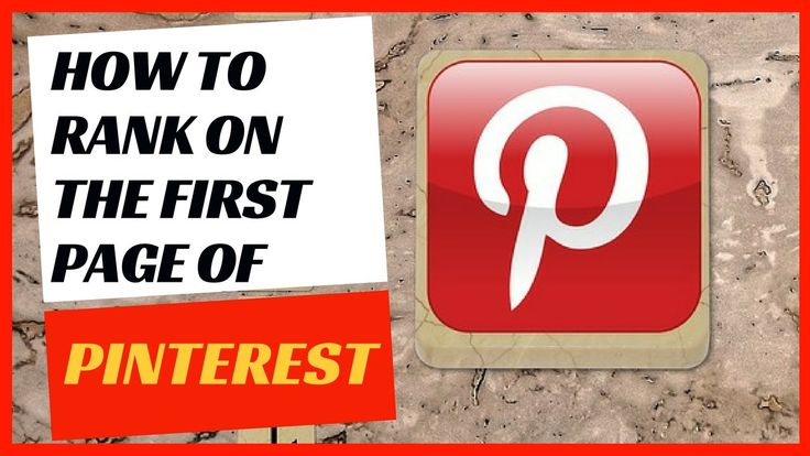"Would you like to get more referral traffic from Pinterest? You can achieve this by getting your Pins ranking higher organically on Pinterest. You might call it ""Pinterest SEO"", but by optimizing your Pins for your target keyword, your pin can appear at the top of Pinterest's search engine results and gain you more referral web traffic."