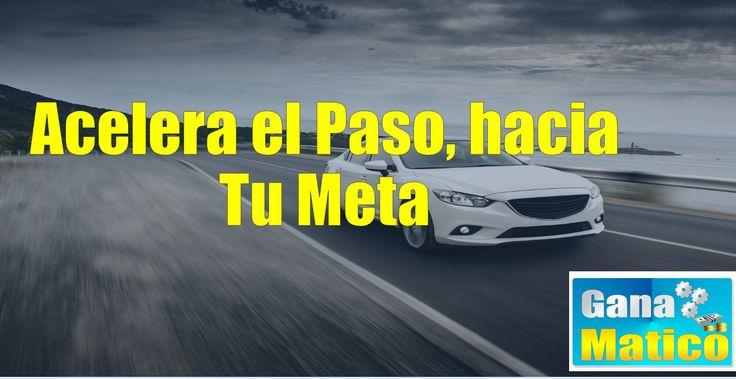 Acelera El Paso Hacia Tu Meta