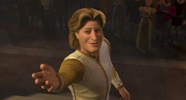 Prince Charming Princess Fiona Prince Charming Shrek Prince