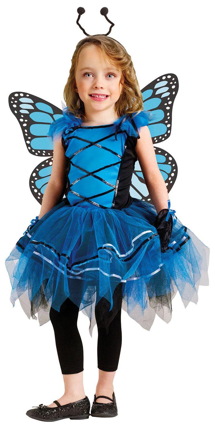Toddler Ballerina butterfly costume