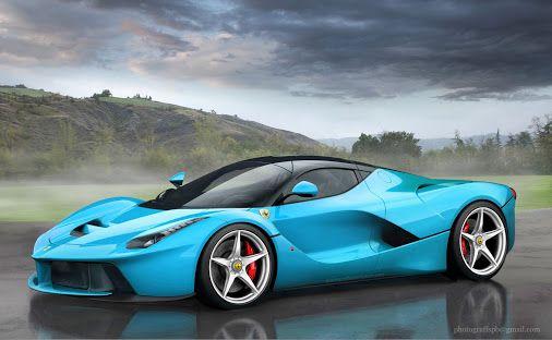 Ferrari LaFerrari Aqua...