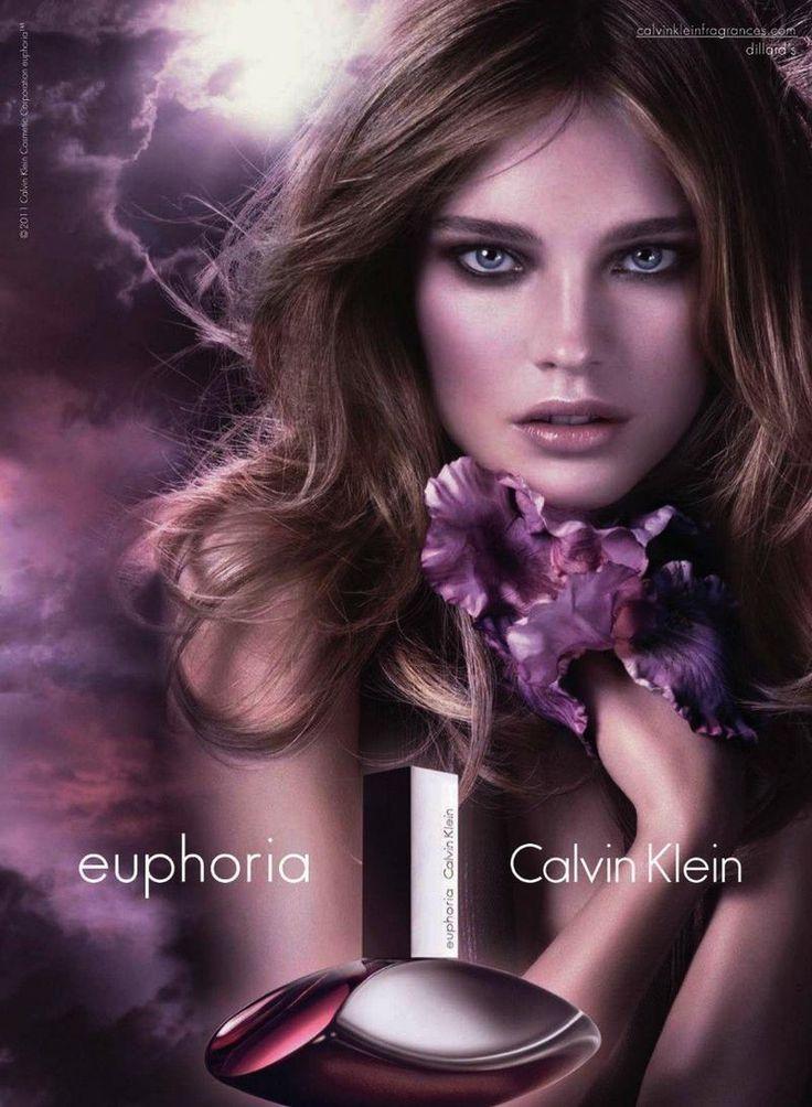 Calvin Klein - Calvin Klein Euphoria Fragrance Contract 2012 (S/S 12)