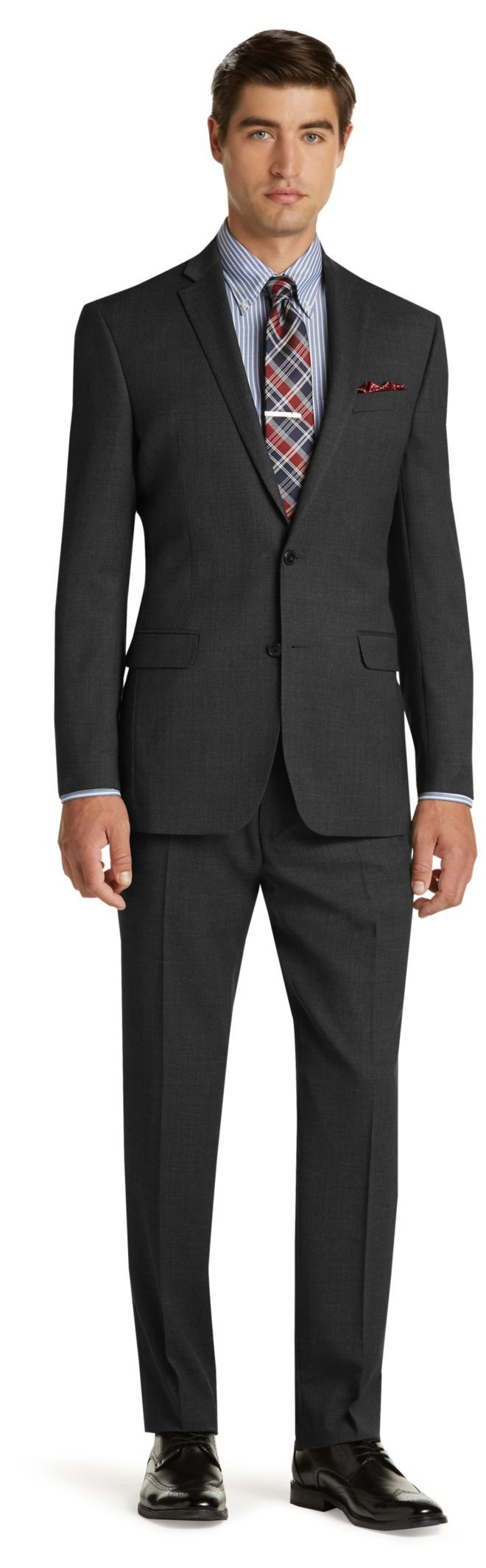 Braveman Men's Slim Suits (3-Piece). Big and Tall Sizes. Stylish slim-fit coat, vest, and unhemmed trousers can be worn in the office or on formal occasions. Groupon. Search Groupon Zip Code, Neighborhood, City Search. Sign In | /5(74).