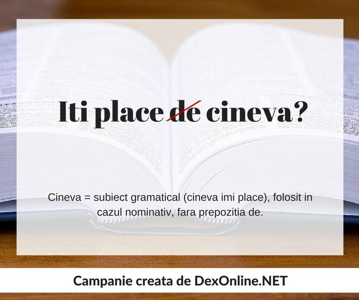 Dexonline promoveaza limba romana vorbita corect http://dexonline.net