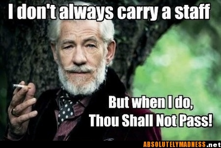 LOVE THIS!: Sir Ian, Interesting Wizard, Stuff, Wizards, Funny, Middle Earth, Things, Ian Mckellen, Gandalf