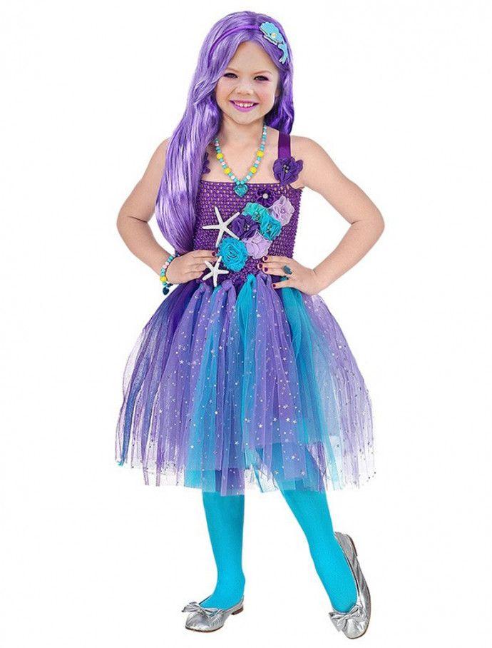 Meerjungfrau Kostüme Für Kinder Online Kaufen