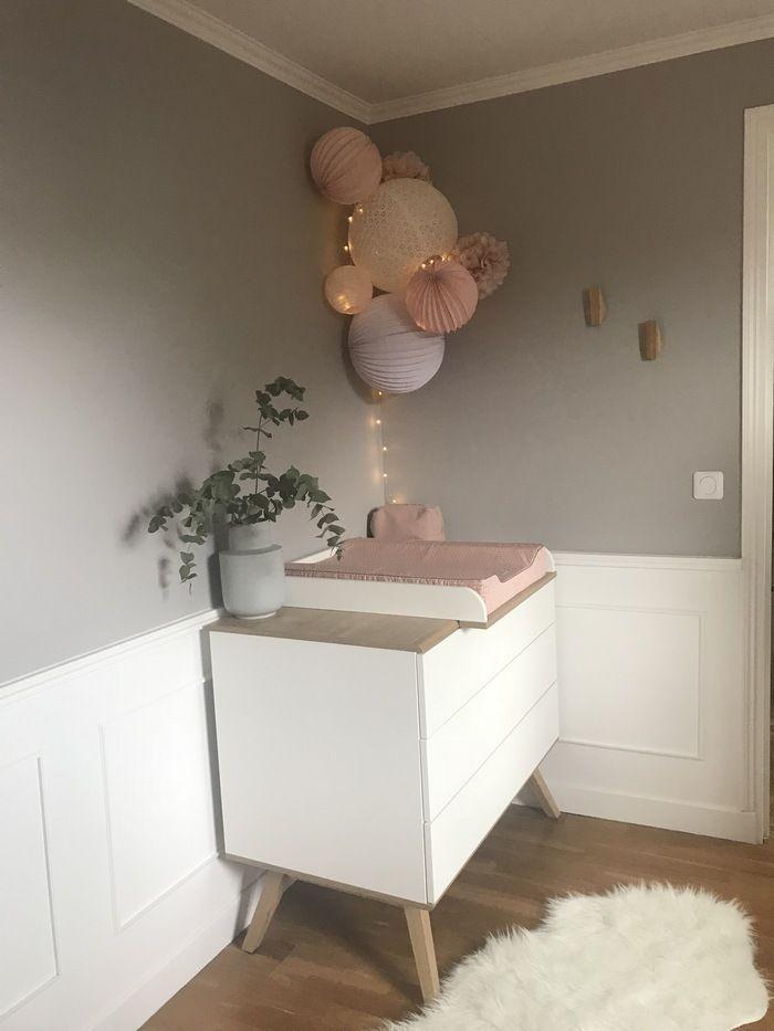 Chambre pastel rose et blanche # rose # pastel # blanche # chambre # fille # fille   – Hausbau ♡