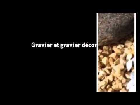 1000 id es sur le th me gravier d coratif sur pinterest - Gravier decoratif point p ...
