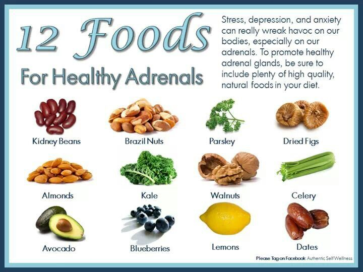Natural Food For Hormones