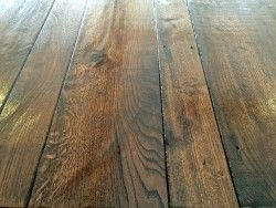 Antique English Oak Floorboards