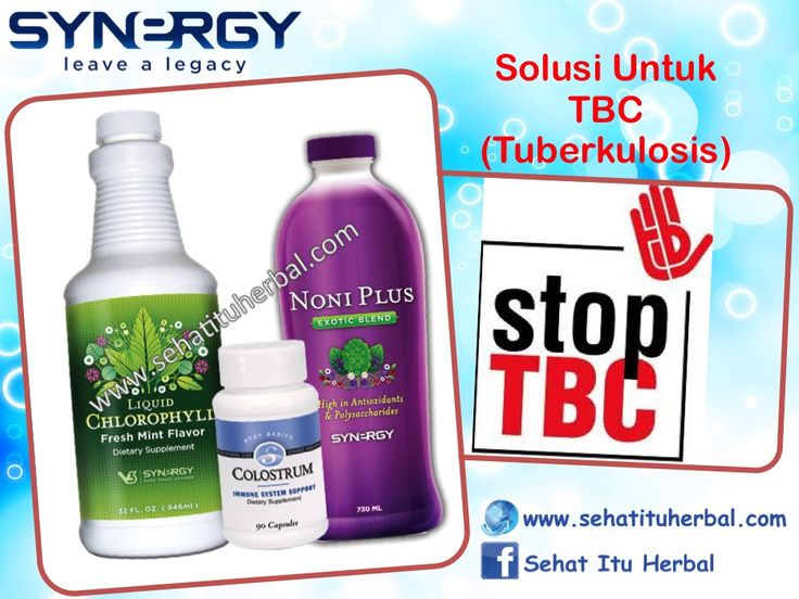 Solusi Untuk TBC - Sehat Itu Herbal