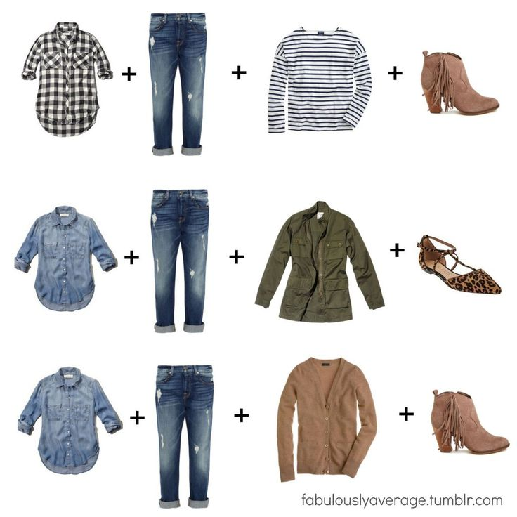 I would easily consider these ten items to be fall essentials that could seamlessly work with your already existing wardrobe. If you're a minimalist, then this is an super simple, yet stylish, capsule...