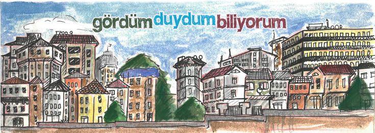 Ve bir güzel blog daha.. Kendisi İstanbul'un keşfedilmemiş, unutulmaya yüz tutmuş yerlerini tanıtıyor.