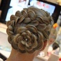 Rose theme Hairstyles ~ cute!