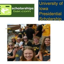 University of Iowa Presidential Scholarship for US and International Students, and the 2018 Presidential Scholarship application will be available on theIowa Scholarship Portalmid-September 2017.The deadline to apply for the 2018 Presidential Scholarship will be announced by theHonors Programearly fall 2017.University of Iowa is offering presidential scholarship for incoming first-year students (non-stackable)…