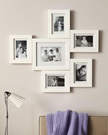 M s de 25 ideas fant sticas sobre fotos de marcos de - Marcos para pared ...
