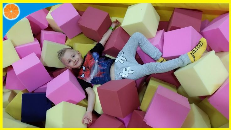 Indoor activities Trampolines fun for kids. Jumping fun at Boots. Trampo...