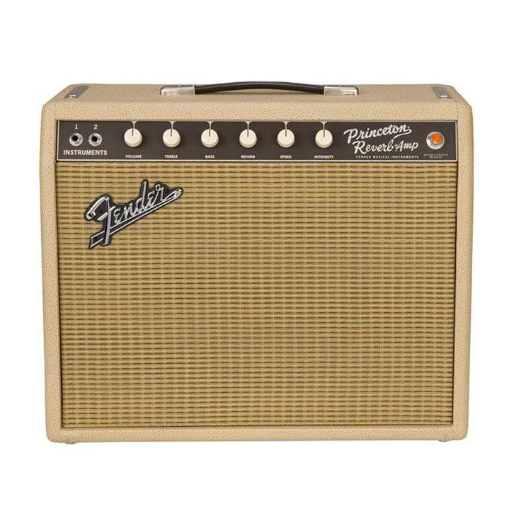 Fender '65 Princeton Reverb Tan/Wheat Limited Edition w/Celestion G10