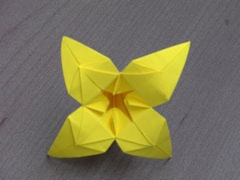 origami origami flowers and flower on pinterest