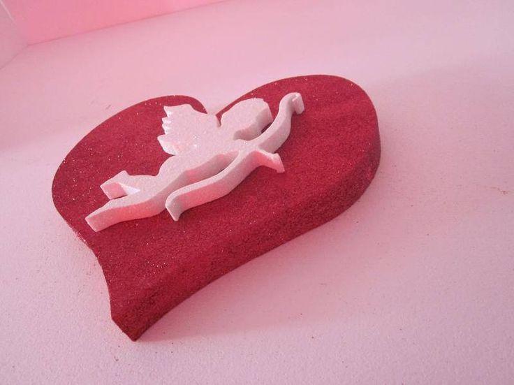 2D Strafor Örneği / Aşk Melekleri
