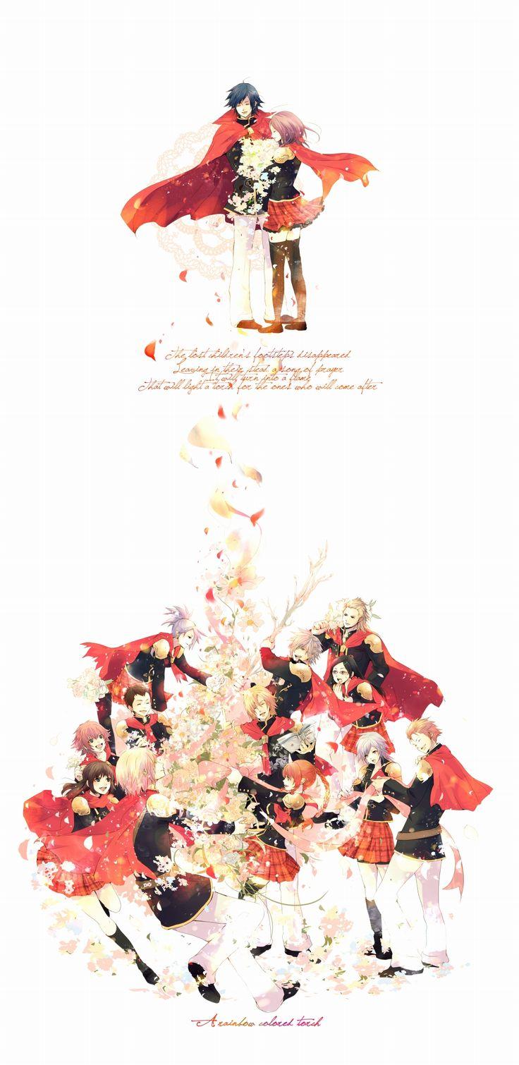 /Final Fantasy Type-0/#1093768   Fullsize Image (1072x2200) - Zerochan