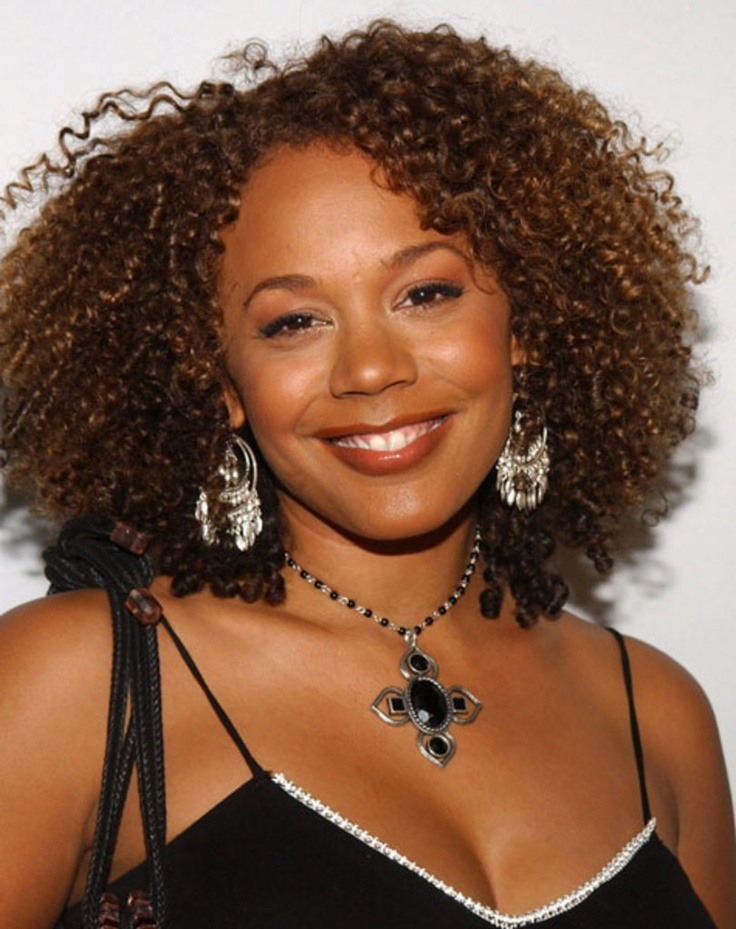 Rachel True Photo Set Naturally Textured Hair