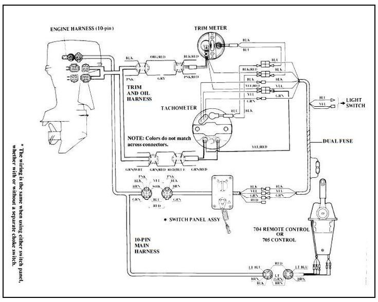 bass boat wiring diagram does anyone have a wiring diagram for an