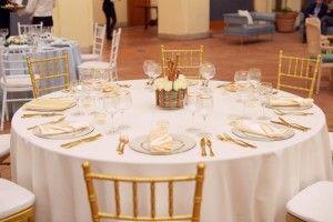 Certosa di San Giacomo. Allestimenti matrimoni 2014. Tema matrimonio Gold and White | Certosasangiacomo
