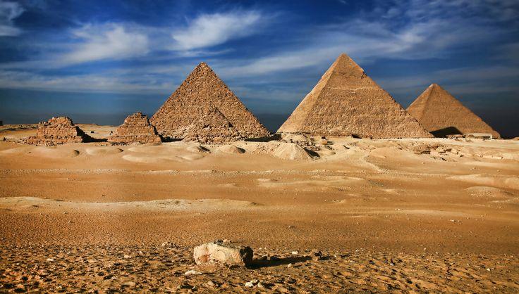 Οι Πυραμίδες στην Αίγυπτο
