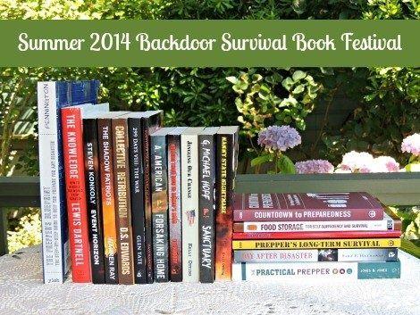Summer 2014 Backdoor Survival Book Festival