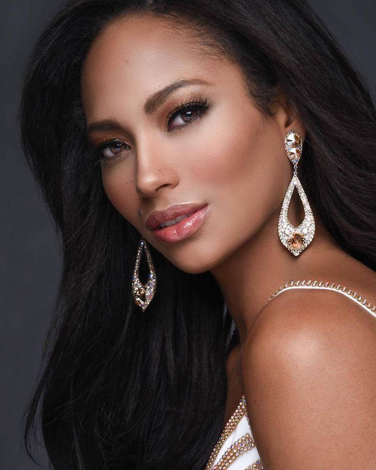 Miss Universe Haiti 2016, Judge at USA National Miss 2017  #usanationalmiss #fansofmisshaiti
