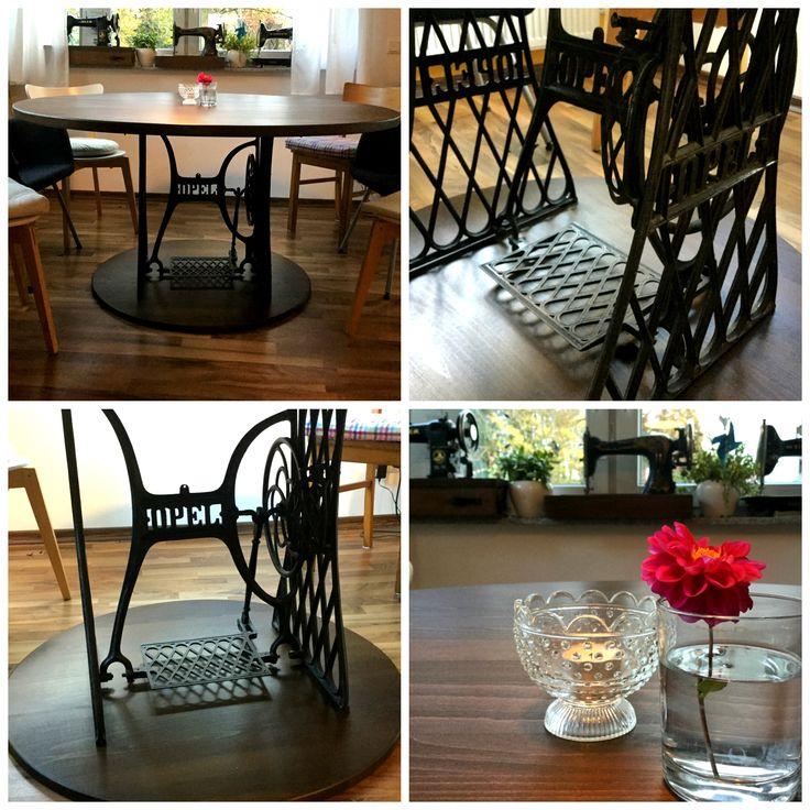 die besten 25 runde tische ideen auf pinterest runde. Black Bedroom Furniture Sets. Home Design Ideas
