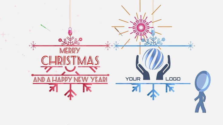 Christmas Wishes - After Effects template project