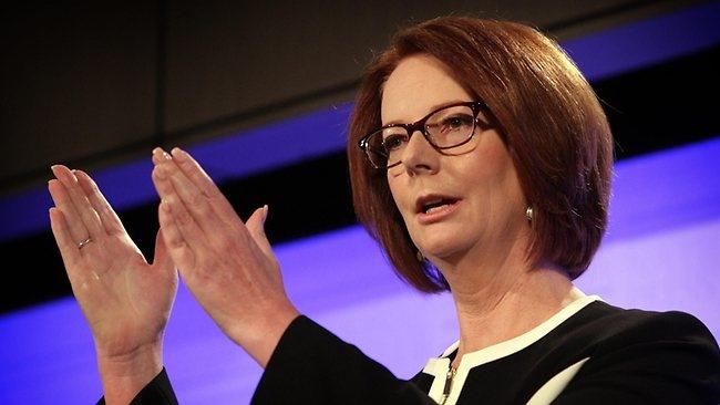 Gillard sets September 14 election date