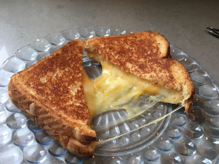 Wheat bread with sharp white chedder colby jack and montery jack. I didn't know yesterday was national grilled cheese day does this count as repentance? #grilledcheese #food #yum #foodporn #cheese #sandwich #recipe #lunch #foodie