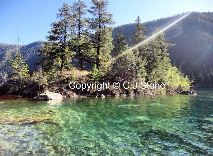 Pavilion Lake, British Columbia