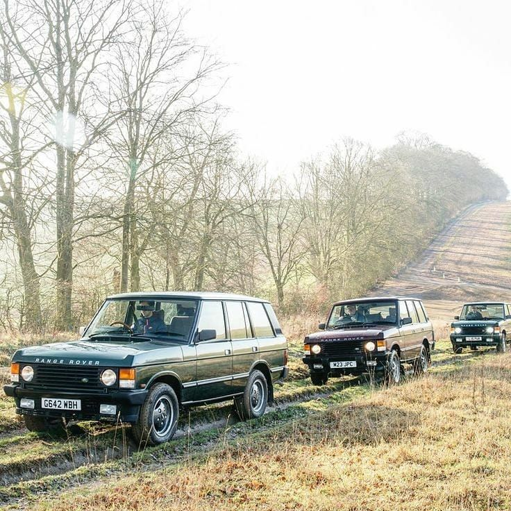 2 144 Likes 11 Comments Landroverphotoalbum On Instagram More Vogue Than Madonna Could Ever Possibly Hope For In 2020 Range Rover Classic Range Rover Jeep Sport