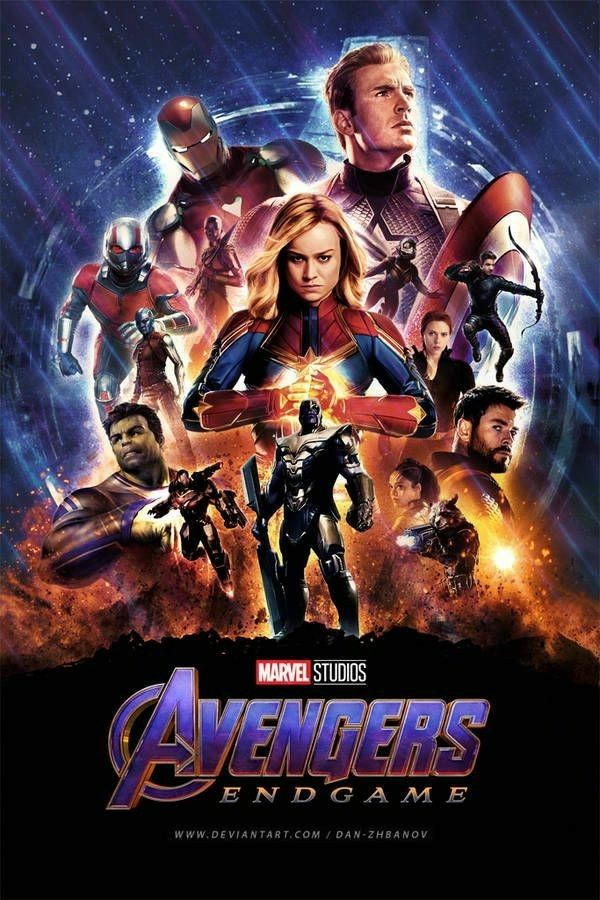 Avengers Endgame Poster 2019 Avengers Fotos De Los Vengadores Personajes De Marvel