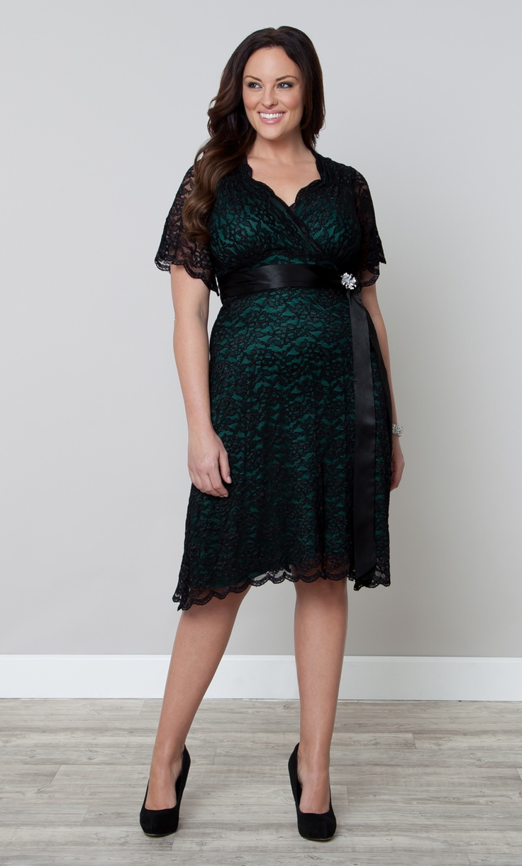 our customer favorite plus size retro glam lace dress is