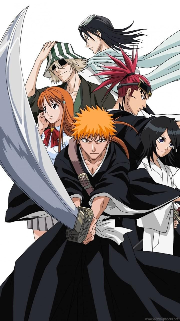 Download Bleach Wallpaper By Miracle Story32 17 Free On Zedge Now Browse Millions Of Popular Anime Wal Bleach Anime Bleach Anime Ichigo Bleach Characters