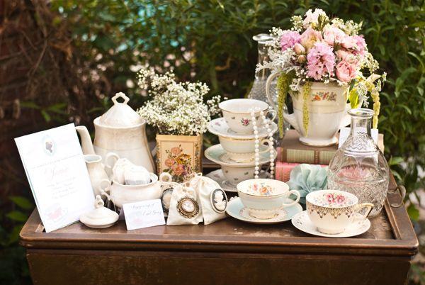 mariage jardin anglaise candy bar Carnet d'inspiration mariage Mademoiselle Cereza