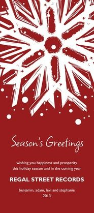 17 best christmas images on pinterest corporate christmas cards snowflake detail studio basics business holiday cards in rich red tiny prints studio colourmoves
