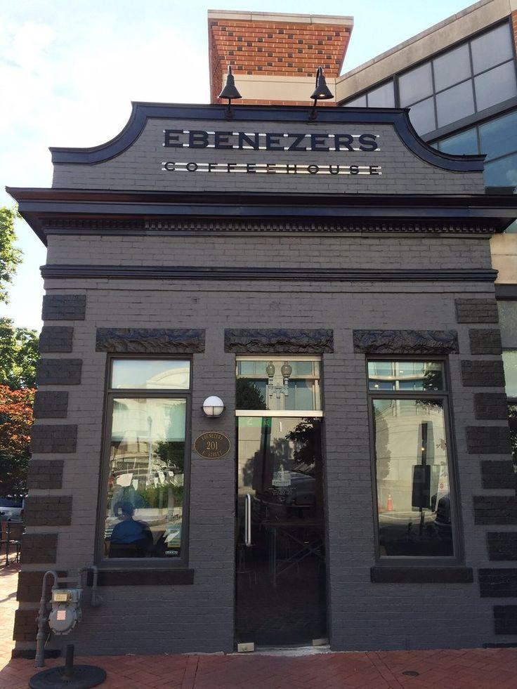 Ebenezers Coffeehouse - Washington, DC, United States. Store front