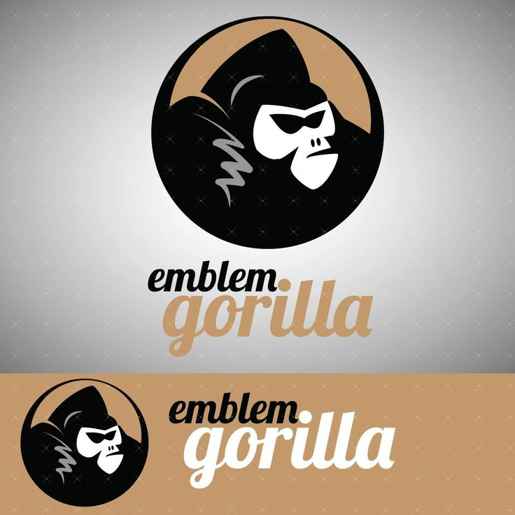 gorilla emblem