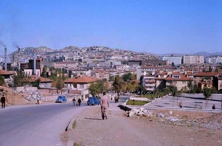 Maltepe'den Ankara