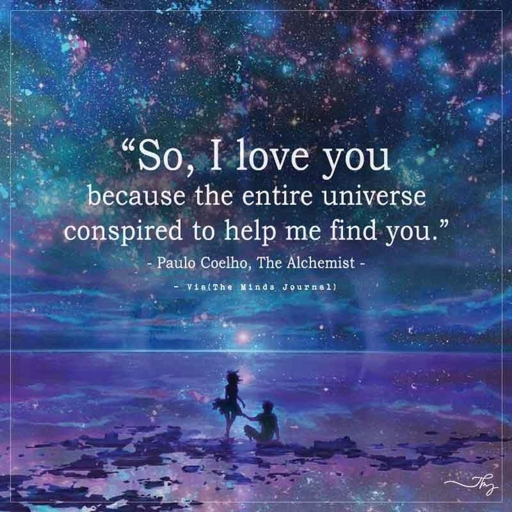 Love Finds You Quote: 25+ Best I Love You Quotes On Pinterest