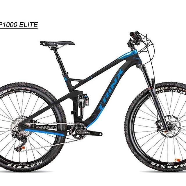 Preview Of Trinx 2018 Phd Series P1000 Full Suspension Enduro Bike