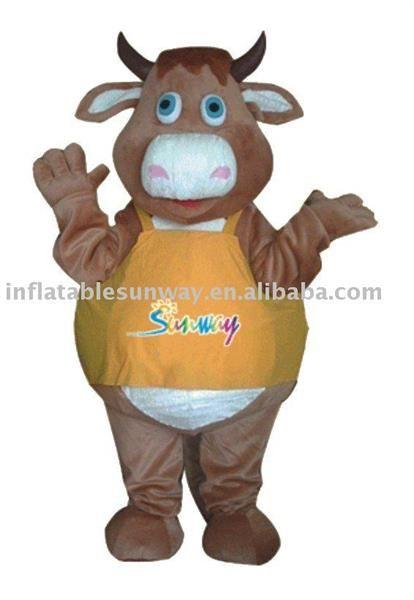 Купить для взрослого костюм коровы